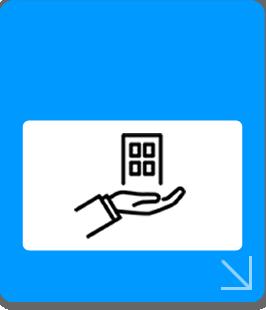 個人向けのお客さまサービスをお悩みから探す 住み替え対策イメージ