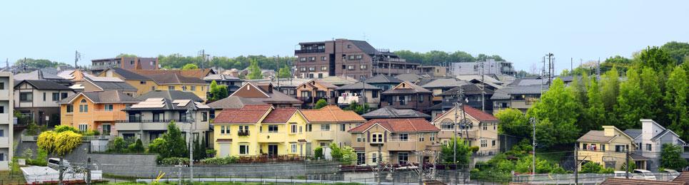 新型コロナの影響で、郊外の不動産のニーズ高まる?アイキャッチイメージ