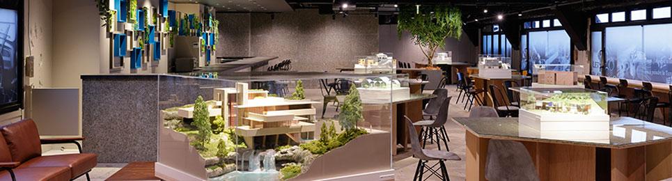 名建築好きのためのミュージアム型カフェ、いかがでしょう。アイキャッチイメージ