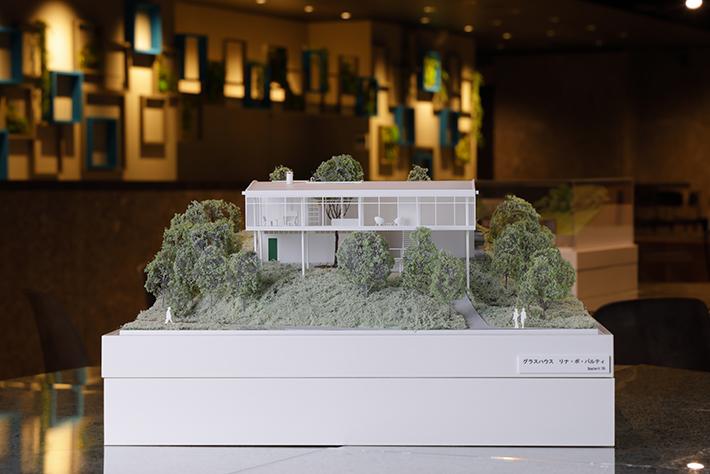 グラスハウス The Glass House(リナ・ボ・バルディ)イメージ